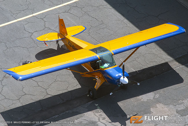 Bearhawk Patrol ZU-BHP Rand Airport FAGM