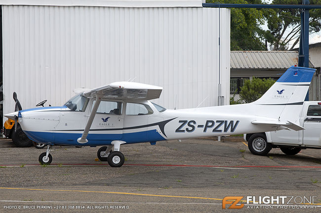 Cessna 172 Skyhawk ZS-PZW Rand Airport FAGM