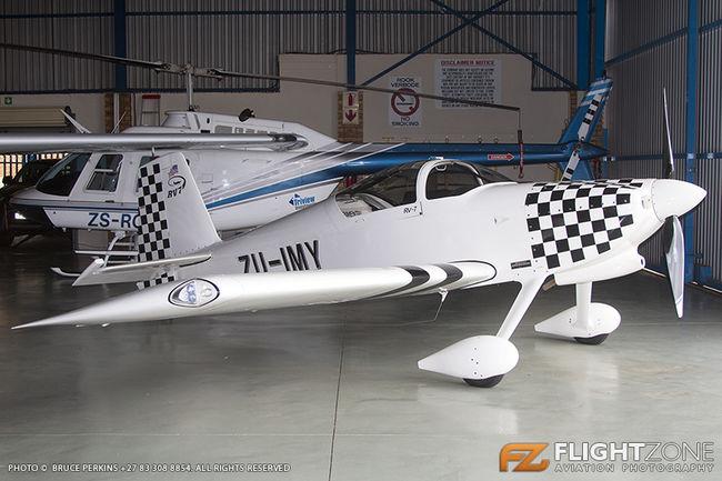 Vans RV-7 ZU-IMY Rand Airport FAGM