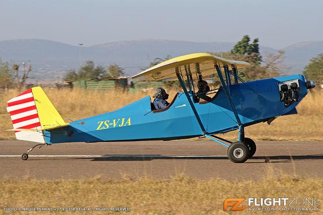 Pietenpol Aircamper ZS-VJA Nylstroom Airfield FANY