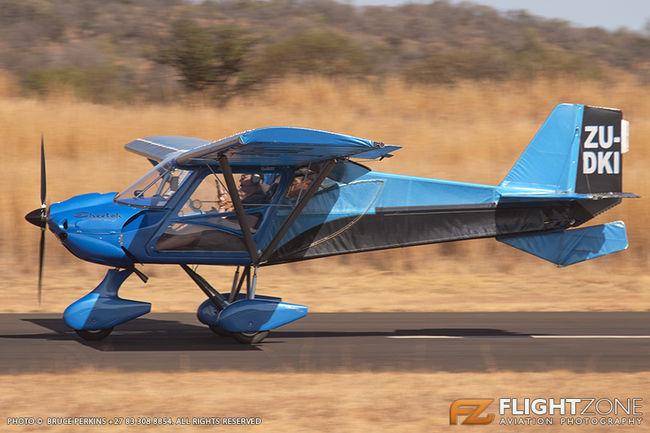 Rainbow Skyreach Cheetah ZU-DKI Kittyhawk Airfield FAKT