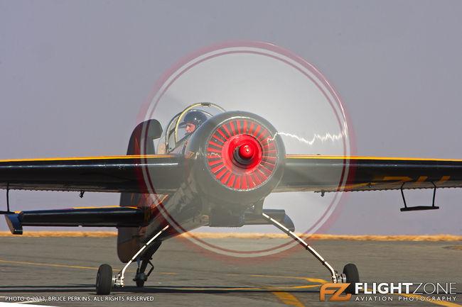 Yak-55 ZU-DSH Rand Airport FAGM