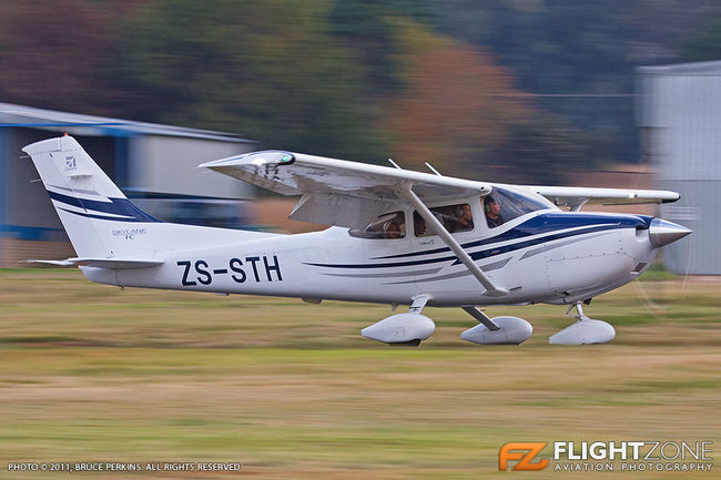 Cessna 182 Skylane ZS-STH Tedderfield Airfield FATA