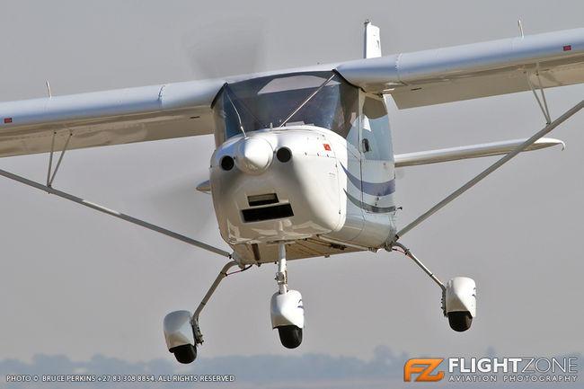 Ibis Aircraft SA GS 700 ZU-IBI Krugersdorp Airfield FAKR
