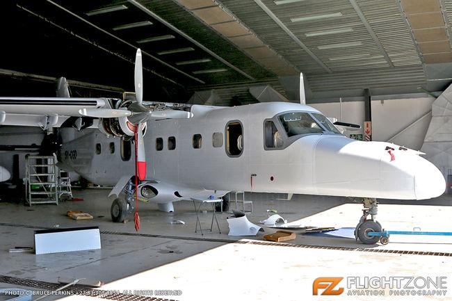 Dornier DO-228 5Y-CGD c/n 8193 Rand Airport FAGM