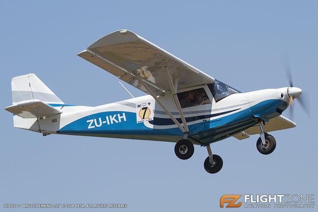 ICP Savannah S ZU-IKH Springs Airfield FASI