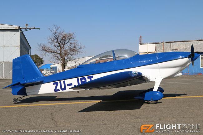 Vans RV-4 ZU-JRT Rand Airport FAGM