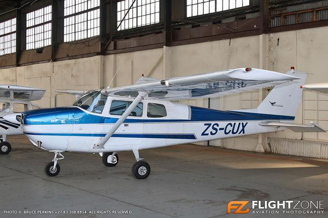 Cessna 172 Skyhawk ZS-CUX Rand Airport FAGM