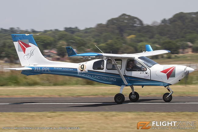 Jabiru ZU-PPL Springs Airfield FASI
