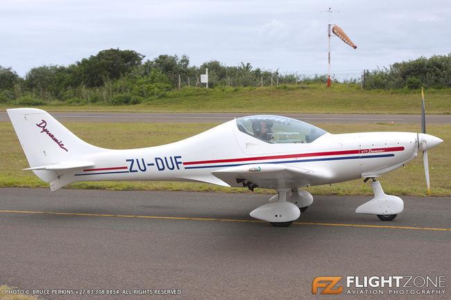 Aerospool WT-9 Dynamic ZU-DUF Virginia Airport FAVG