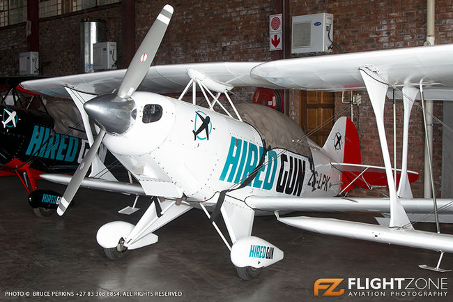 Pitts Special S-2B ZS-LPK Rand Airport FAGM