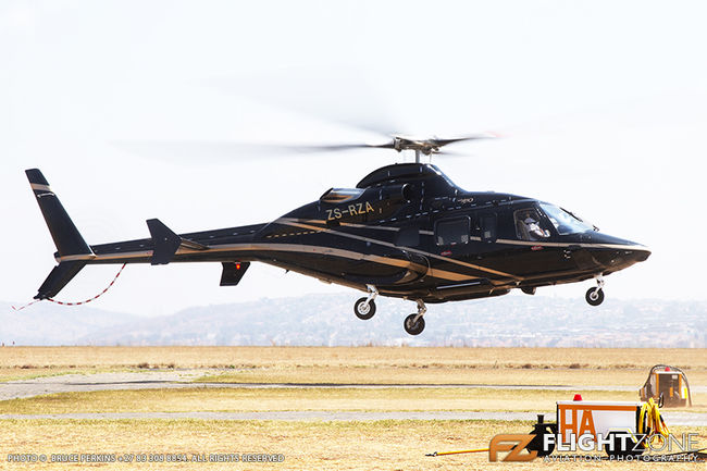 Bell 430 ZS-RZA Rand Airport FAGM
