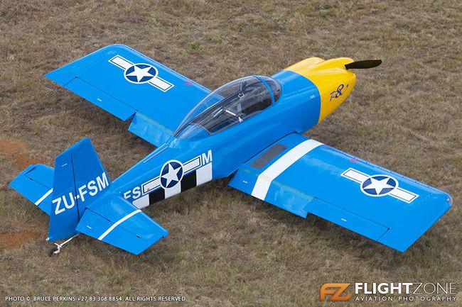 Vans RV-8 ZU-FSM Middelburg Airfield FAMB
