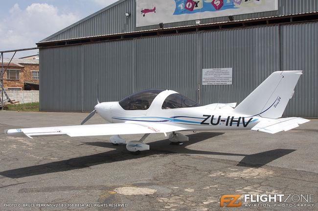 TL Ultralight TL-2000 Sting S4 ZU-IHV Rand Airport FAGM