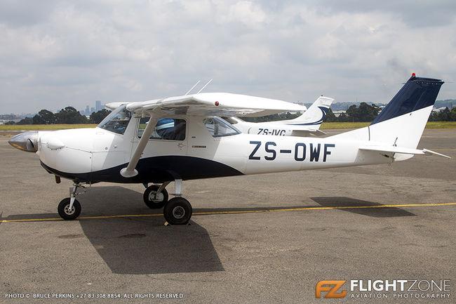 Cessna 150 ZS-OWF Rand Airport FAGM