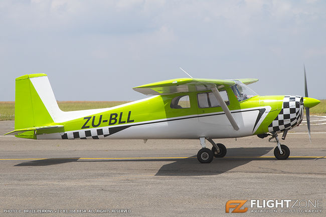 Cessna 150 ZU-BLL Rand Airport FAGM