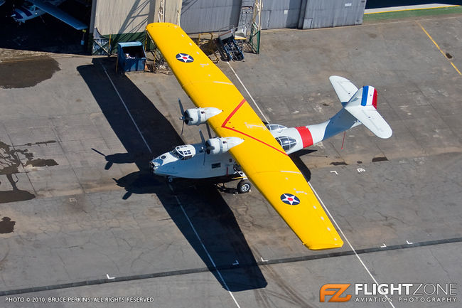 Consolidated PBY Catalina N427CV CANSO Rand Airport FAGM