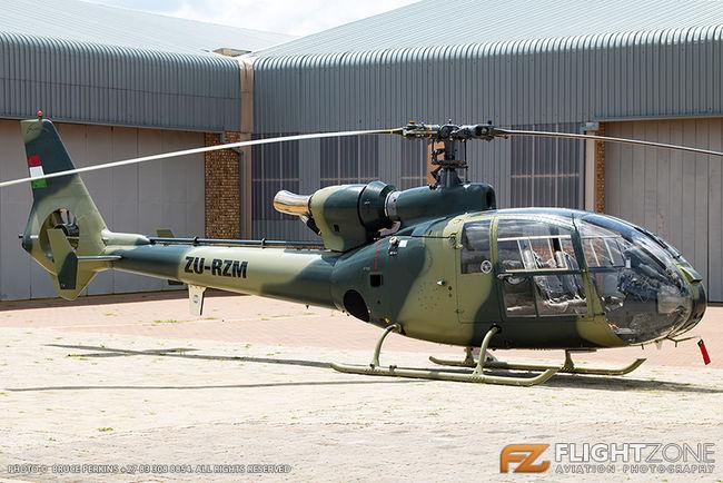 Aerospatiale SA-341 Gazelle ZU-RZM Rand Airport FAGM