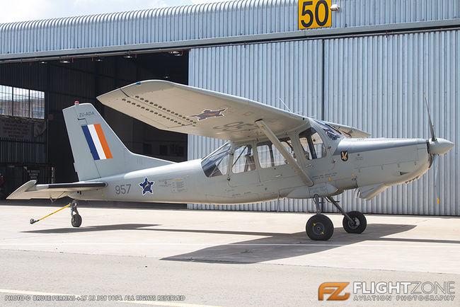 Aermacci AM-3C Bosbok ZU-ADA Rand Airport FAGM