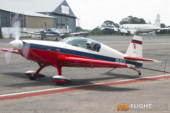 Walter Extra 300L ZS-DCR Rand Airport FAGM 300