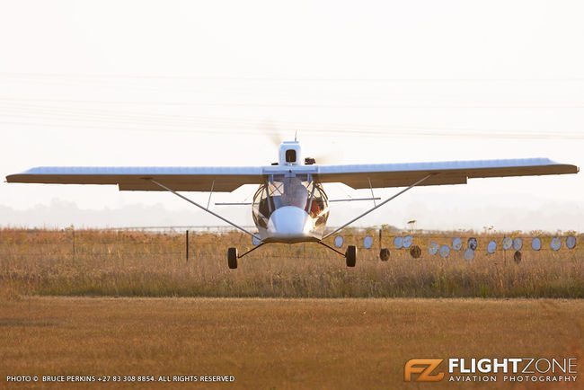 Kolb MK III ZU-CCV Klipriver Airfield