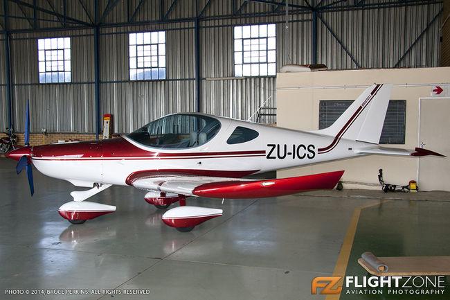 BRM Aero Bristell FC 15 LSA ZU-ICS Rand Airport FAGM