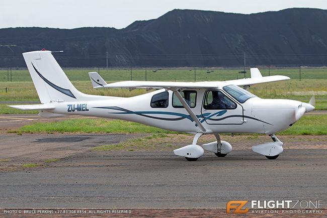 Jabiru ZU-MEL Vereeniging Airfield FAVV