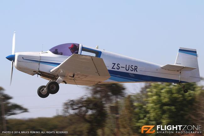 Jodel D11 ZS-USR Brits Airfield FABS