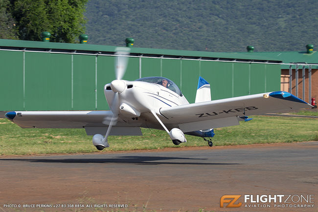 Vans RV-7 ZU-KEB Coves Airfield