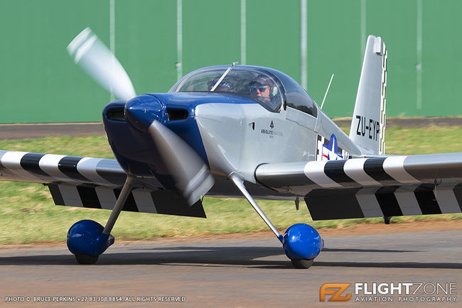 Vans RV-7 ZU-EYP Coves Airfield