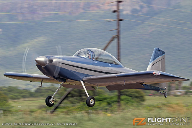 Vans RV-8 ZU-LGT Coves Airfield
