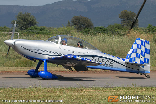 Vans RV-8 ZU-FCE Coves Airfield