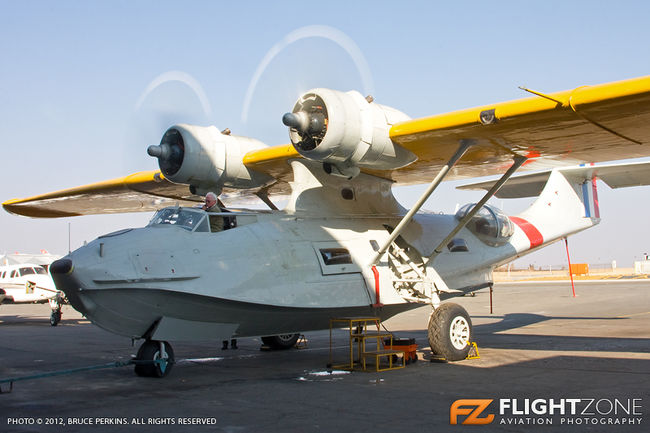 Consolidated Canso Catalina PBY N427CV Rand Airport