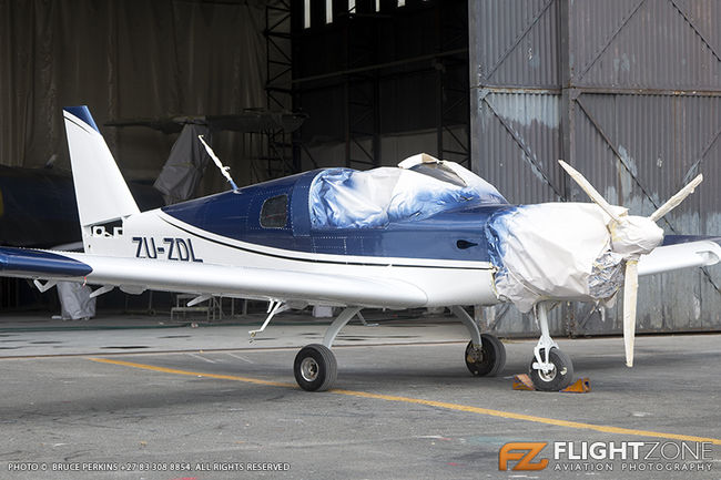 The Airplane Factory D6 Sling 2 ZU-ZDL Rand Airport FAGM