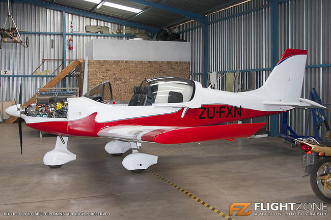The Airplane Factory D6 Sling ZU-FXN Tedderfield Airfield FATA