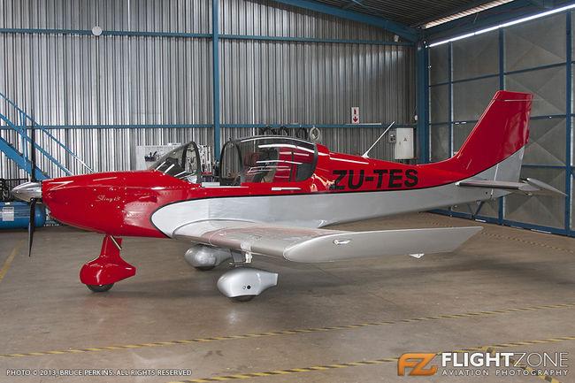 The Airplane Factory D6 Sling ZU-TES Tedderfield Airfield FATA