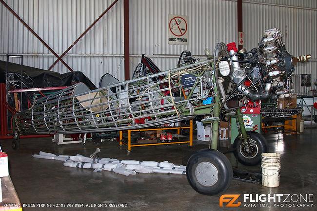 Boeing Stearman N774S Rand Airport FAGM