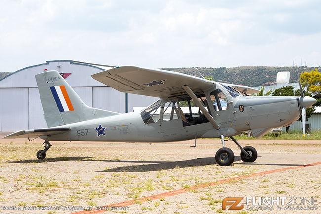 Aermacci AM-3C Bosbok ZU-ADA Wonderboom Airport FAWB