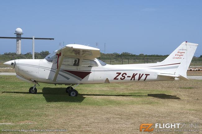 Cessna 172RG Cutlass ZS-KVT Port Elizabeth FAPE 172