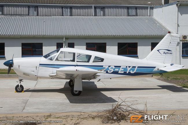 Piper PA-28R Arrow ZS-EYJ Port Elizabeth Airport FAPE
