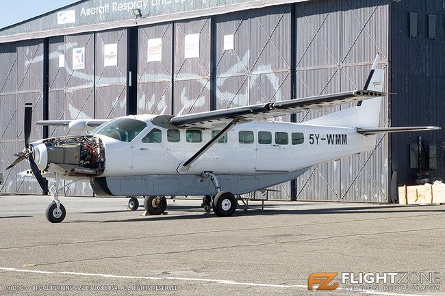 Cessna 208B Grand Caravan 5Y-WMM Rand Airport FAGM