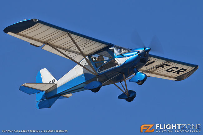 Rainbow Cheetah ZU-FGR Nylstroom Airfield FANY