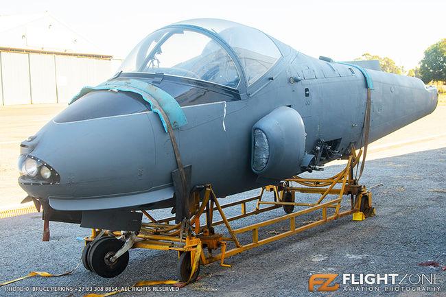 BAC Hunting Jet Provost T5A XW412 N8088V c/n EEP/JP/1034 Rand Airport FAGM
