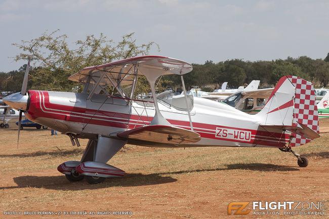 Stolp Starduster Too ZS-WCU Zebula Airfield
