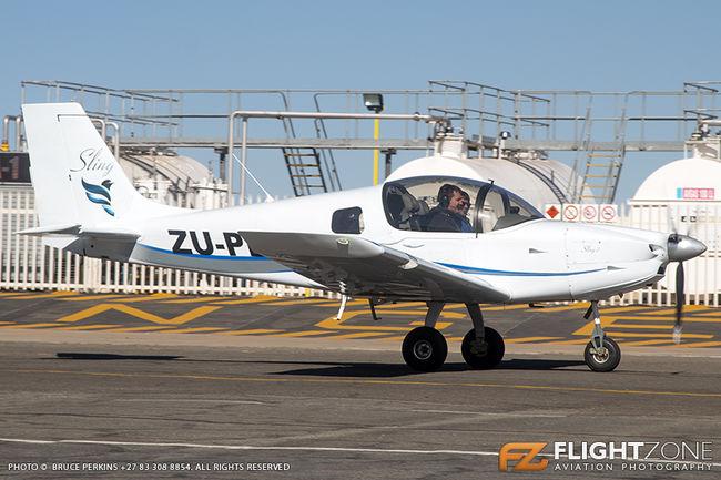 The Airplane Factory D6 Sling ZU-PBC Rand Airport FAGM