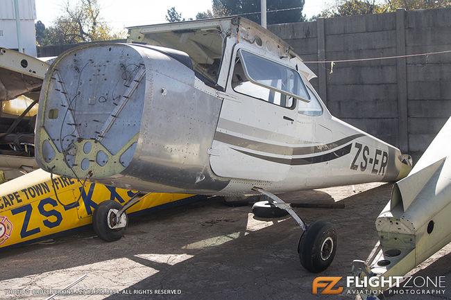 Cessna 182 Skylane ZS-ERF Rand Airport FAGM