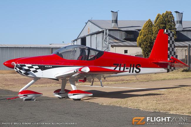 Vans RV-14A ZU-IIS Rand Airport FAGM