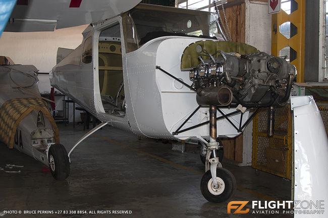 Cessna 172 ZS-CNC Rand Airport FAGM