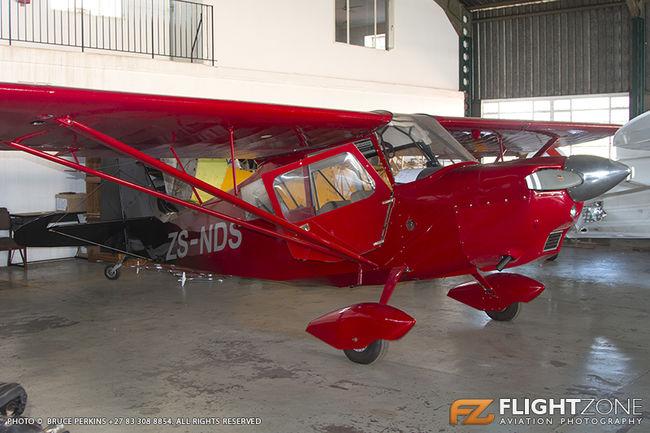 Decathlon ZS-NDS Rand Airport FAGM
