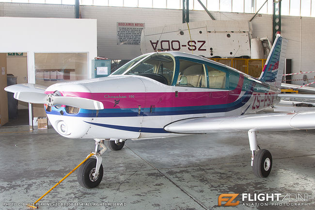 Piper PA-28 Cherokee ZS-PSV Rand Airport FAGM